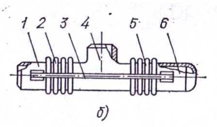 Гидравлический полуразгруженный компенсатор с угловым отводом