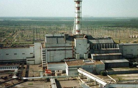 Трубопровод атомной станции