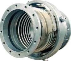 Трубопроводная арматура – сильфонный компенсатор