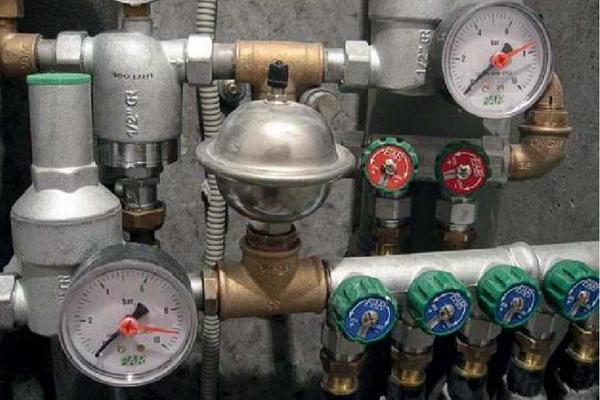 Водопроводная система
